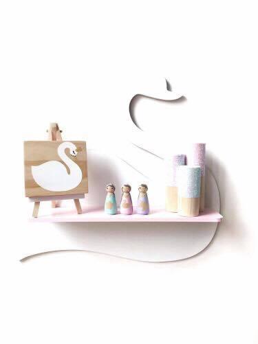 Swan Shelf - Molossi