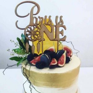 Dream Catcher Birthday Cake Toppers