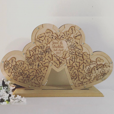 Dropboxes / Guestbooks