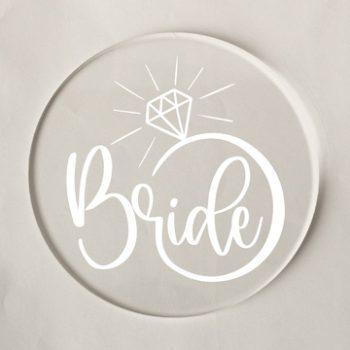 Wedding / Engagement Cookie Debossers