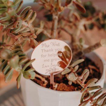 Planter Signs